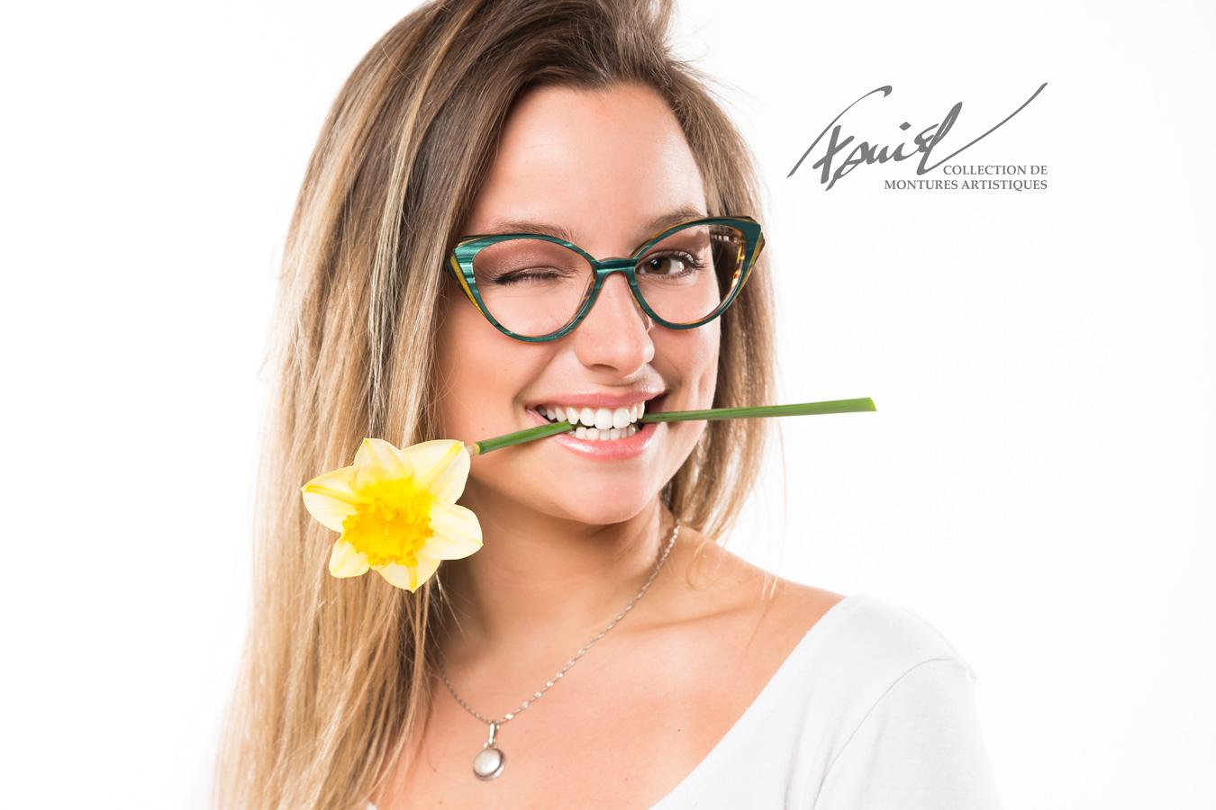 Collection de lunettes de vue Faniel disponible chez Les Branchés Lunetterie 9e33c6fbbce9