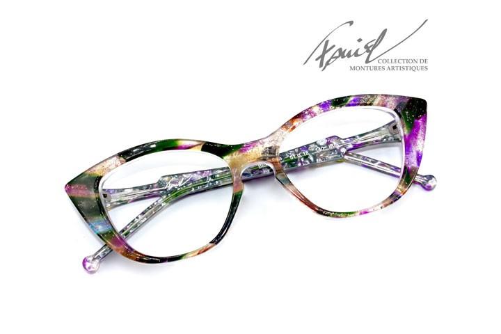 Collection de lunettes de vue Faniel disponible chez Les Branchés Lunetterie